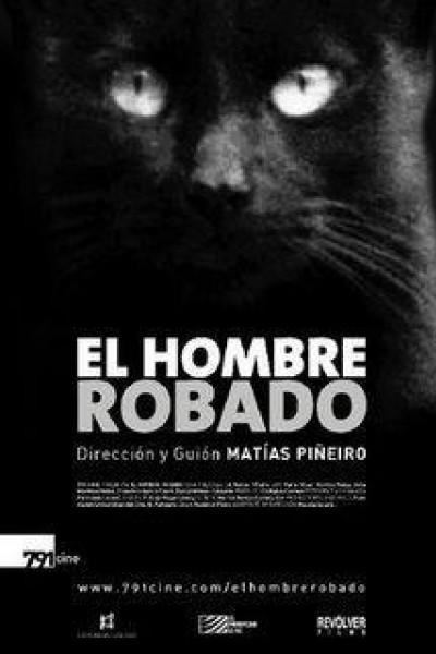 Caratula, cartel, poster o portada de El hombre robado