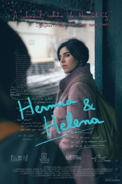 Caratula, cartel, poster o portada de Hermia & Helena