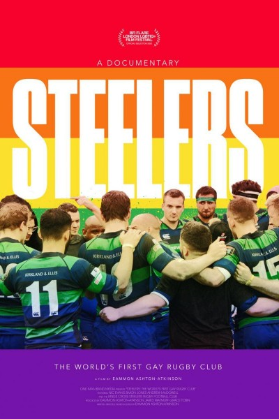 Caratula, cartel, poster o portada de Steelers: the World\'s First Gay Rugby Club