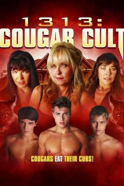 Caratula, cartel, poster o portada de 1313: Cougar Cult