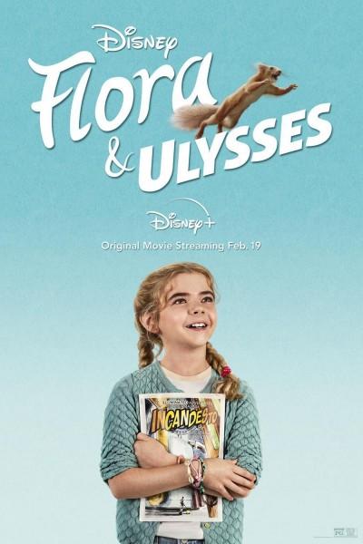 Caratula, cartel, poster o portada de Flora y Ulises