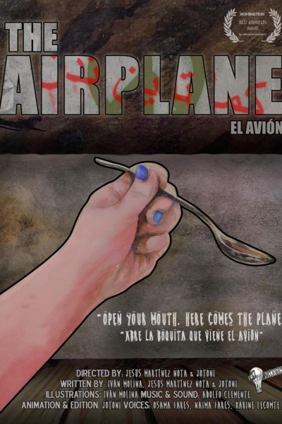 Caratula, cartel, poster o portada de The Airplane