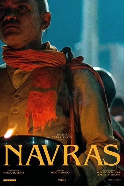 Caratula, cartel, poster o portada de Navras