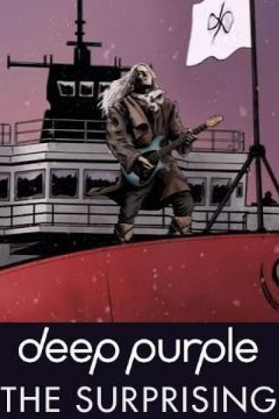 Caratula, cartel, poster o portada de Deep Purple: The Surprising (Vídeo musical)