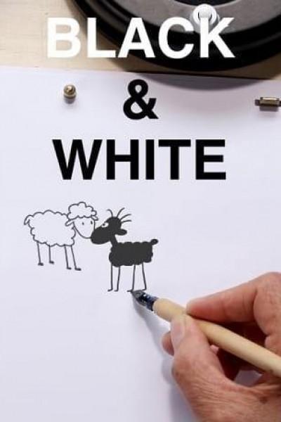 Caratula, cartel, poster o portada de Blanco y negro