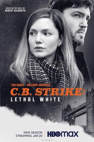 Caratula, cartel, poster o portada de Cormoran Strike: Blanco letal