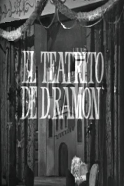 Caratula, cartel, poster o portada de El teatrito de D. Ramón