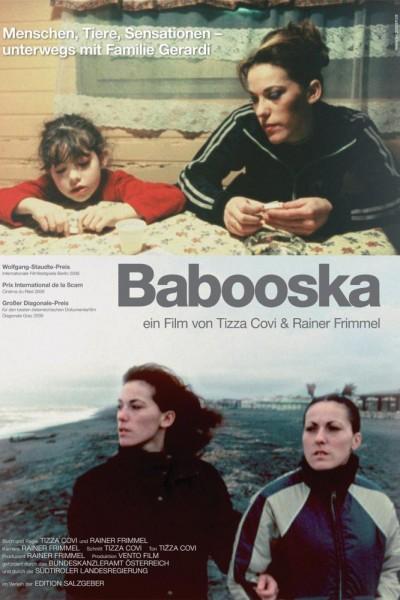 Caratula, cartel, poster o portada de Babooska