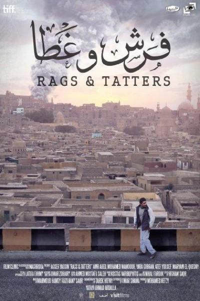 Caratula, cartel, poster o portada de Rags and Tatters