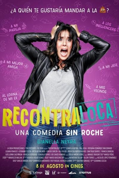 Caratula, cartel, poster o portada de Recontraloca