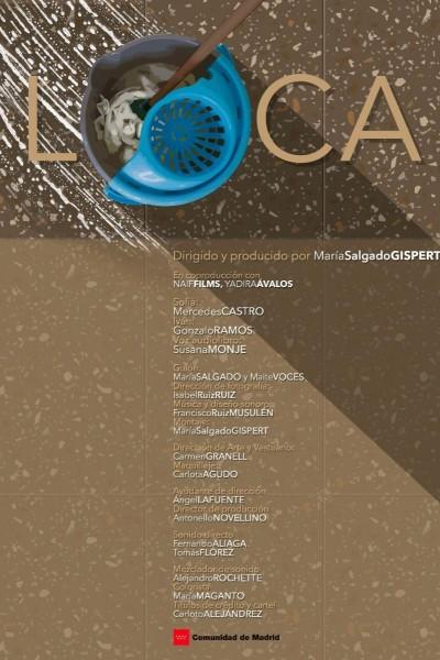 Caratula, cartel, poster o portada de Loca