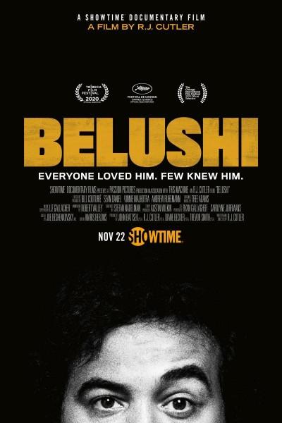 Caratula, cartel, poster o portada de Belushi