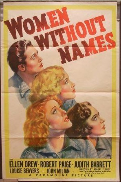 Caratula, cartel, poster o portada de Women Without Names