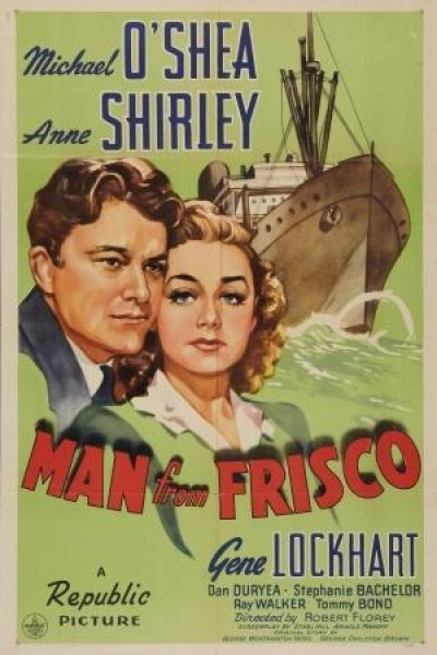 Caratula, cartel, poster o portada de El hombre de San Francisco