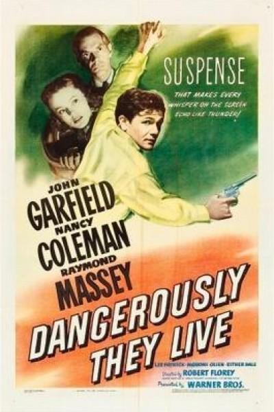 Caratula, cartel, poster o portada de Dangerously They Live