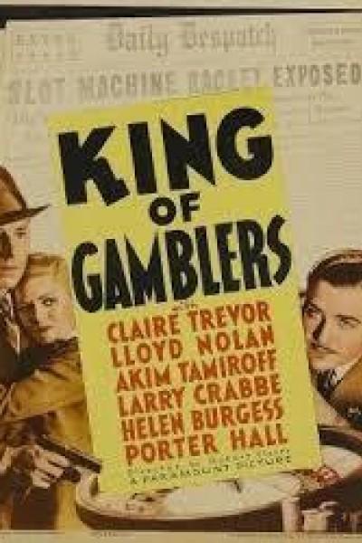 Caratula, cartel, poster o portada de King of Gamblers
