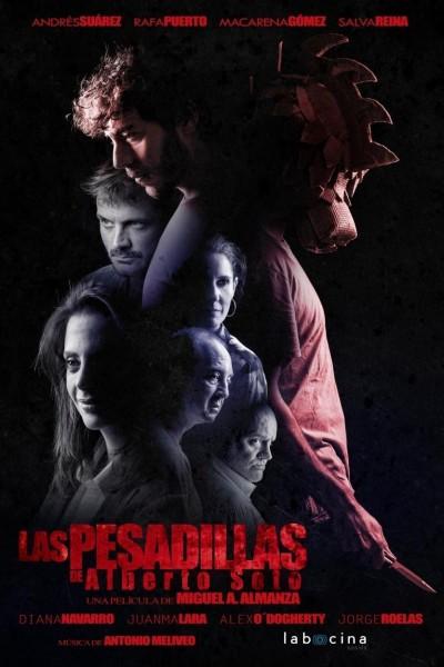 Caratula, cartel, poster o portada de Las pesadillas de Alberto Soto