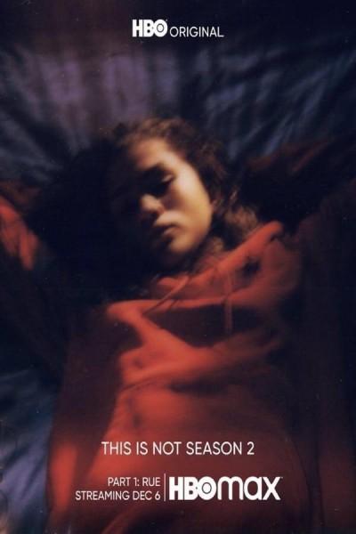 Caratula, cartel, poster o portada de Euphoria: Las rayadas no son eternas (Parte 1: Rue)