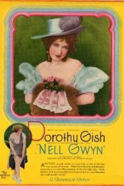 Caratula, cartel, poster o portada de Nell Gwyn