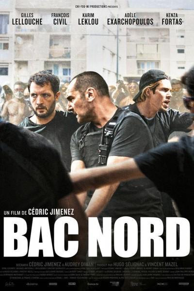 Caratula, cartel, poster o portada de BAC Nord: Brigada de Investigación Criminal
