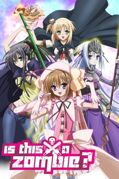 Caratula, cartel, poster o portada de Kore wa Zombie Desu ka?
