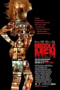 Caratula, cartel, poster o portada de Middle Men
