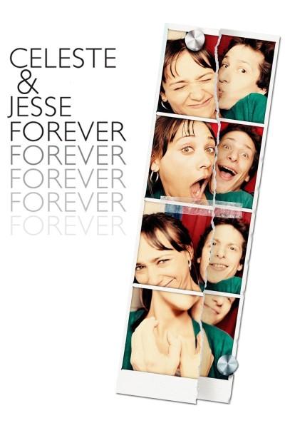 Caratula, cartel, poster o portada de Celeste and Jesse Forever