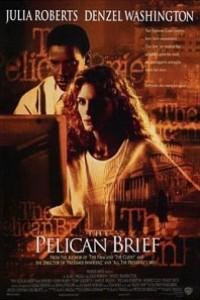 Caratula, cartel, poster o portada de El informe Pelícano