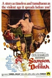 Caratula, cartel, poster o portada de Sansón y Dalila