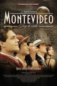 Caratula, cartel, poster o portada de Montevideo, God Bless You!