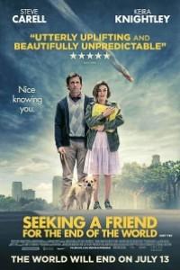 Caratula, cartel, poster o portada de Buscando un amigo para el fin del mundo