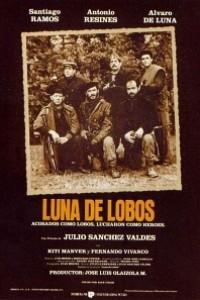 Caratula, cartel, poster o portada de Luna de lobos