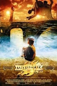Caratula, cartel, poster o portada de La máscara de cristal (MirrorMask)