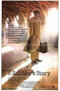 Caratula, cartel, poster o portada de Historia de un soldado