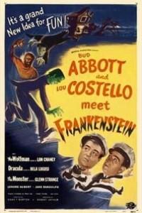 Caratula, cartel, poster o portada de Abbott y Costello contra los fantasmas