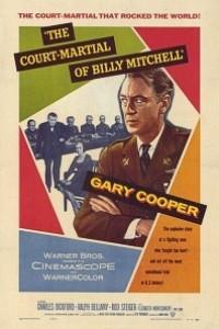 Caratula, cartel, poster o portada de El proceso de Billy Mitchell (Consejo de guerra)