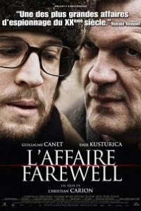 Caratula, cartel, poster o portada de El caso Farewell