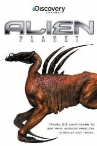 Caratula, cartel, poster o portada de Planeta alienígena