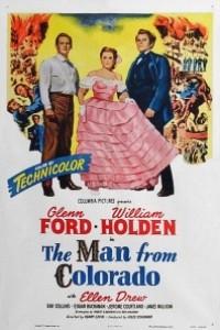 Caratula, cartel, poster o portada de El hombre de Colorado