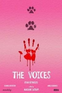 Caratula, cartel, poster o portada de The Voices