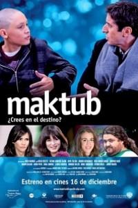 Caratula, cartel, poster o portada de Maktub