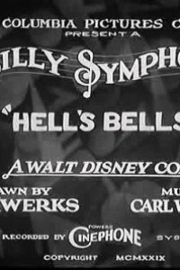 Caratula, cartel, poster o portada de Hell\'s Bells