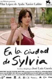 Caratula, cartel, poster o portada de En la ciudad de Sylvia