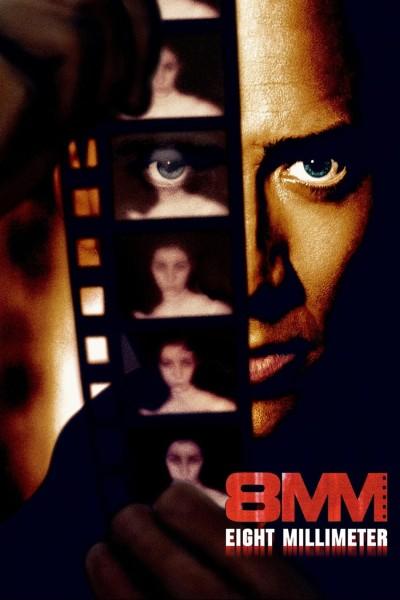 Caratula, cartel, poster o portada de Asesinato en 8mm.