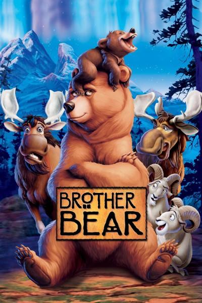 Caratula, cartel, poster o portada de Hermano oso