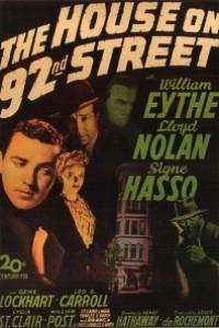 Caratula, cartel, poster o portada de La casa de la calle 92