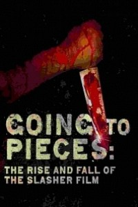 Caratula, cartel, poster o portada de Going to Pieces: The Rise and Fall of the Slasher Film