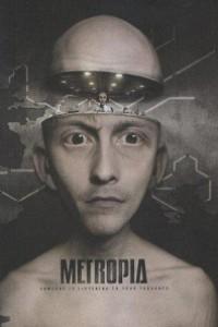 Caratula, cartel, poster o portada de Metropia
