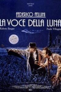 Caratula, cartel, poster o portada de La voz de la luna