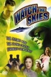 Caratula, cartel, poster o portada de ¡Vigilen los Cielos! Ciencia-ficción, los 50 y nosotros
